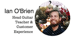 Head Guitar Teacher & Customer Experience