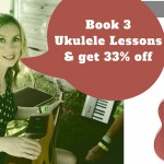 Make This October The Month You Start Playing Ukulele & Get 33% Off Your Lessons!