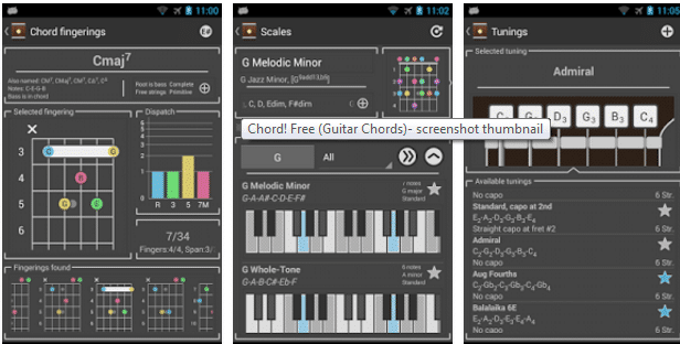72 Apps for Guitar Players & Guitarists: The Ultimate Guide – Part 3