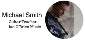 Michael Smith - Guitar Teacher