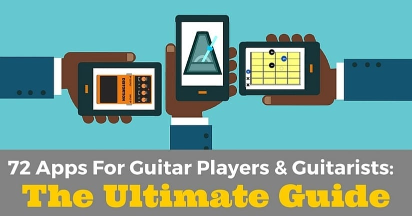 72 Apps For Guitarists Blog Size