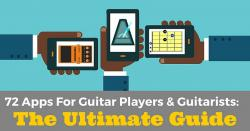 72 Apps for Guitar Players & Guitarists: The Ultimate Guide – Part 8